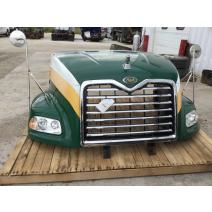 LKQ Geiger Truck Parts HOOD MACK CX613