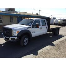 LKQ ACME TRUCK PARTS WHOLE TRUCK FOR RESALE FORD F550SD (SUPER DUTY)