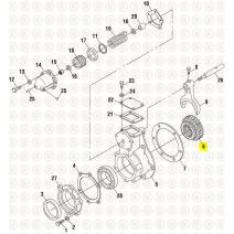 DIFFERENTIAL PARTS on LKQ Heavy Truck