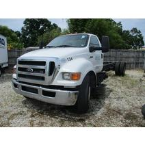 LKQ HEAVY TRUCK – TAMPA WHOLE TRUCK FOR RESALE FORD F650SD (SUPER DUTY)