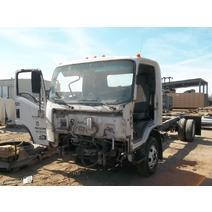 Isuzu CAB on LKQ Heavy Truck