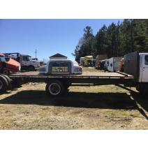 LKQ Evans Heavy Truck Parts TRUCK BODIES,  BOX VAN/FLATBED/UTILITY FLATBED F800