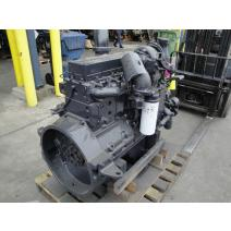 Cummins ENGINE ASSEMBLY on LKQ Heavy Truck