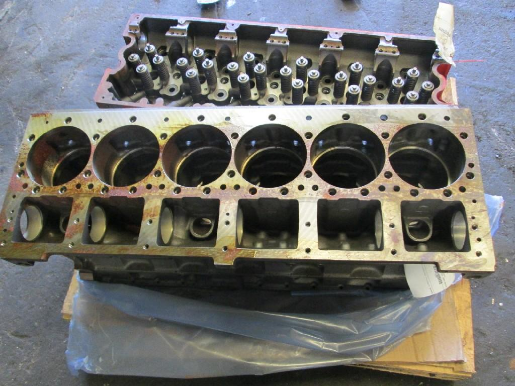 CUMMINS M11 CELECT+ 280-400 HP CYLINDER BLOCK