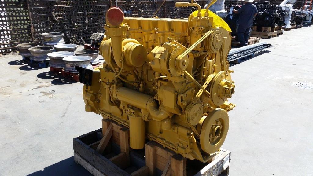 2000 CAT C15 (SINGLE TURBO - EPA98) ENGINE ASSEMBLY