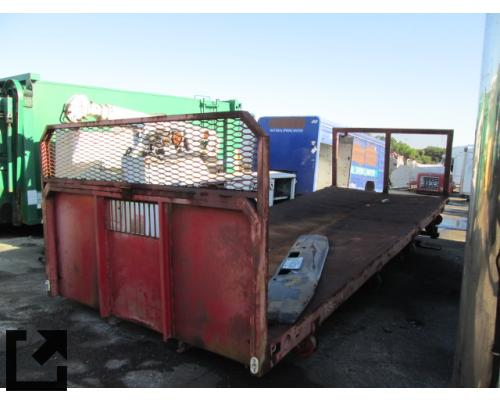 FLATBED LNT8000 TRUCK BODIES,  BOX VAN/FLATBED/UTILITY