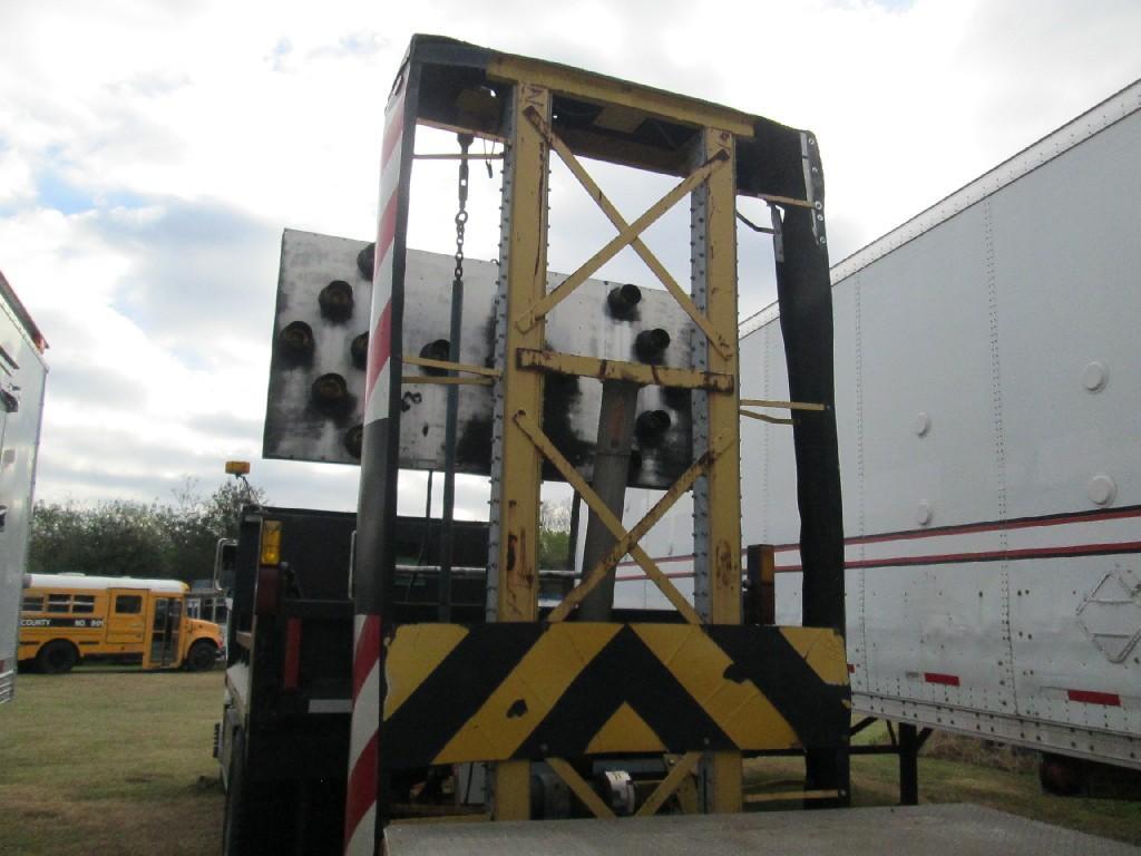2000 GMC C7500 TRUCK BODIES, BOX VAN/FLATBED/UTILITY