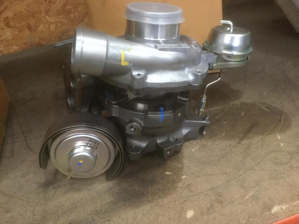 ISUZU TURBOCHARGER/SUPERCHARGER #1479686 - For sale by LKQ Heavy Truck
