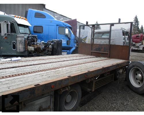 FLATBED W4500 TRUCK BODIES,  BOX VAN/FLATBED/UTILITY