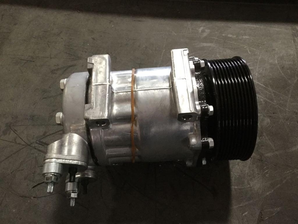 International Prostar Ac Compressor Not Working