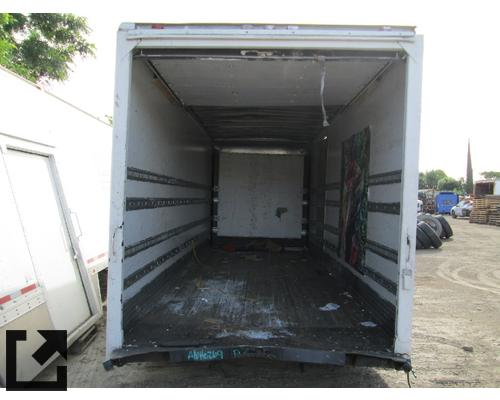 BOX VAN FTR TRUCK BODIES,  BOX VAN/FLATBED/UTILITY