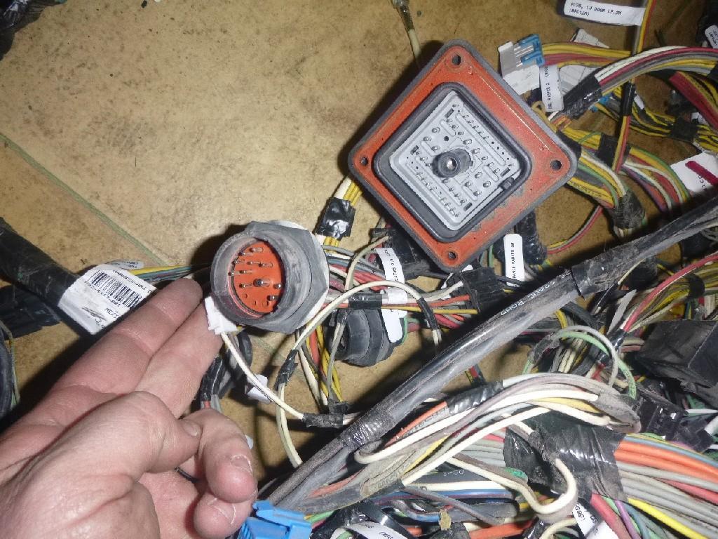 kenworth t700 wiring harness dash