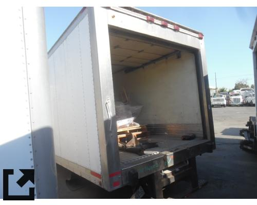 REEFER BOX MORGAN TRUCK BODIES,  BOX VAN/FLATBED/UTILITY