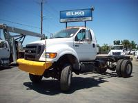 Vehicle for Sale FORD F750SD (SUPER DUTY)
