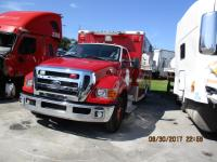 Vehicle for Sale FORD F650SD (SUPER DUTY)