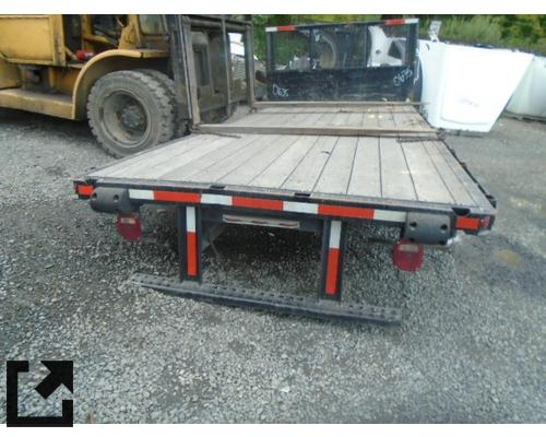 FLATBED MORGAN TRUCK BODIES,  BOX VAN/FLATBED/UTILITY