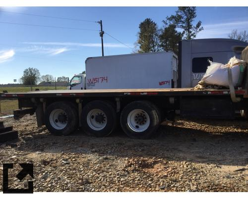 FLATBED CUSTOM BUILT TRUCK BODIES,  BOX VAN/FLATBED/UTILITY