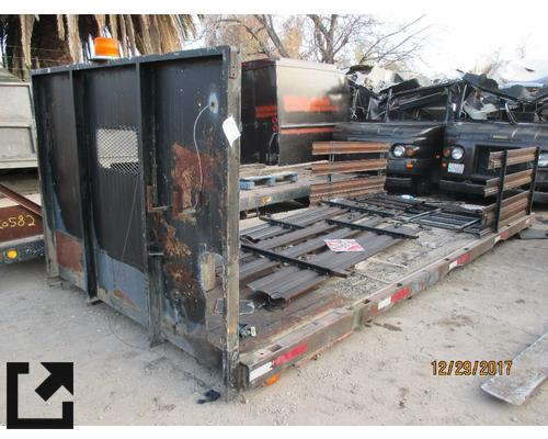 FLATBED W900 TRUCK BODIES,  BOX VAN/FLATBED/UTILITY