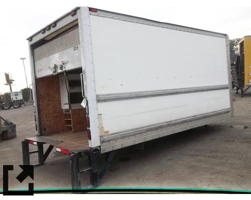 BOX VAN W4500 TRUCK BODIES,  BOX VAN/FLATBED/UTILITY