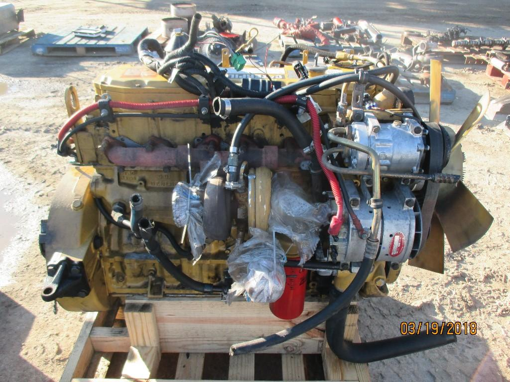 2004 CAT 3126 ENGINE ASSEMBLY