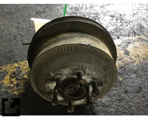 cat c15 single turbo fan clutch hub assembly 1735158. Black Bedroom Furniture Sets. Home Design Ideas