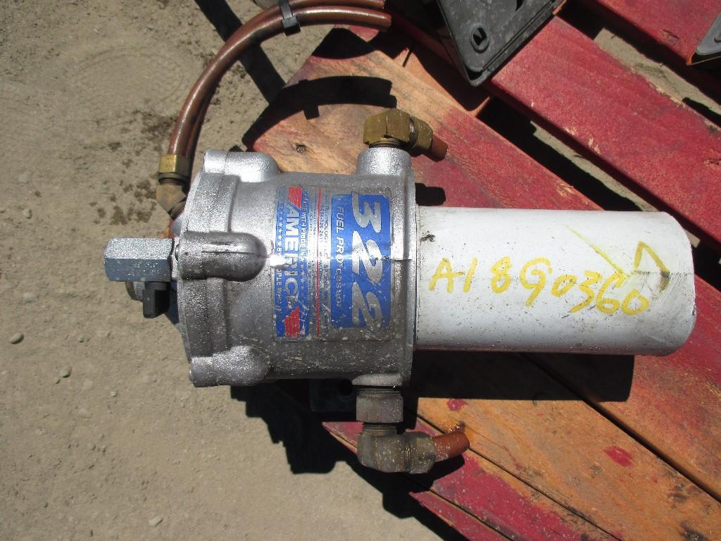 detroit 60 series-12 7 ddc5 fuel filter housing
