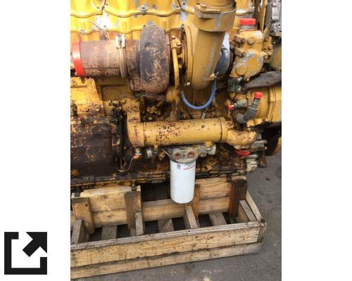 CAT 3406E (40 PIN) 5EK 1LW 6TS ENGINE ASSEMBLY #1747619