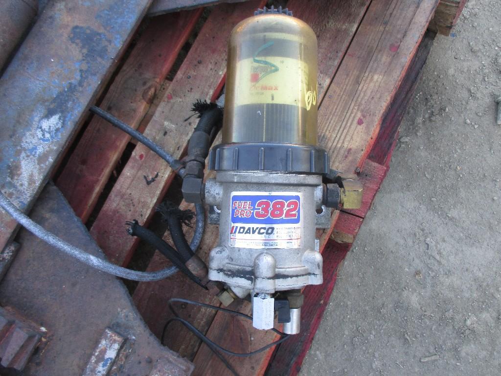 davco fuel pro 382 fuel filter housing