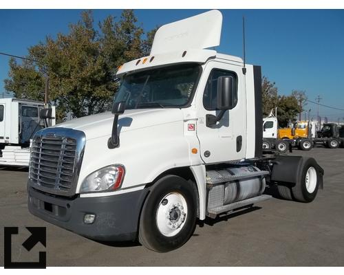 FREIGHTLINER CASCADIA 125 EVOLUTION WHOLE TRUCK FOR RESALE