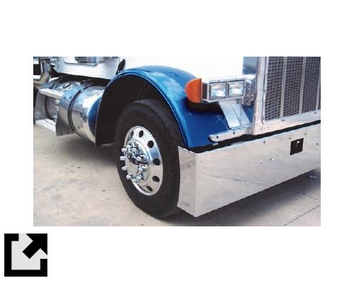 PETERBILT 379 HOOD, FENDER #1795321 - For sale by LKQ Heavy Truck