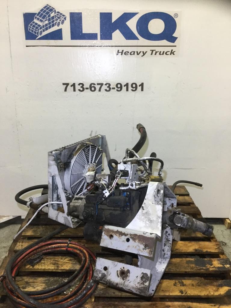 kenworth t800 hydraulic pump