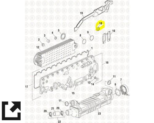 MACK ENGINE PARTS MISC #1535646 - For sale by LKQ Heavy Truck on