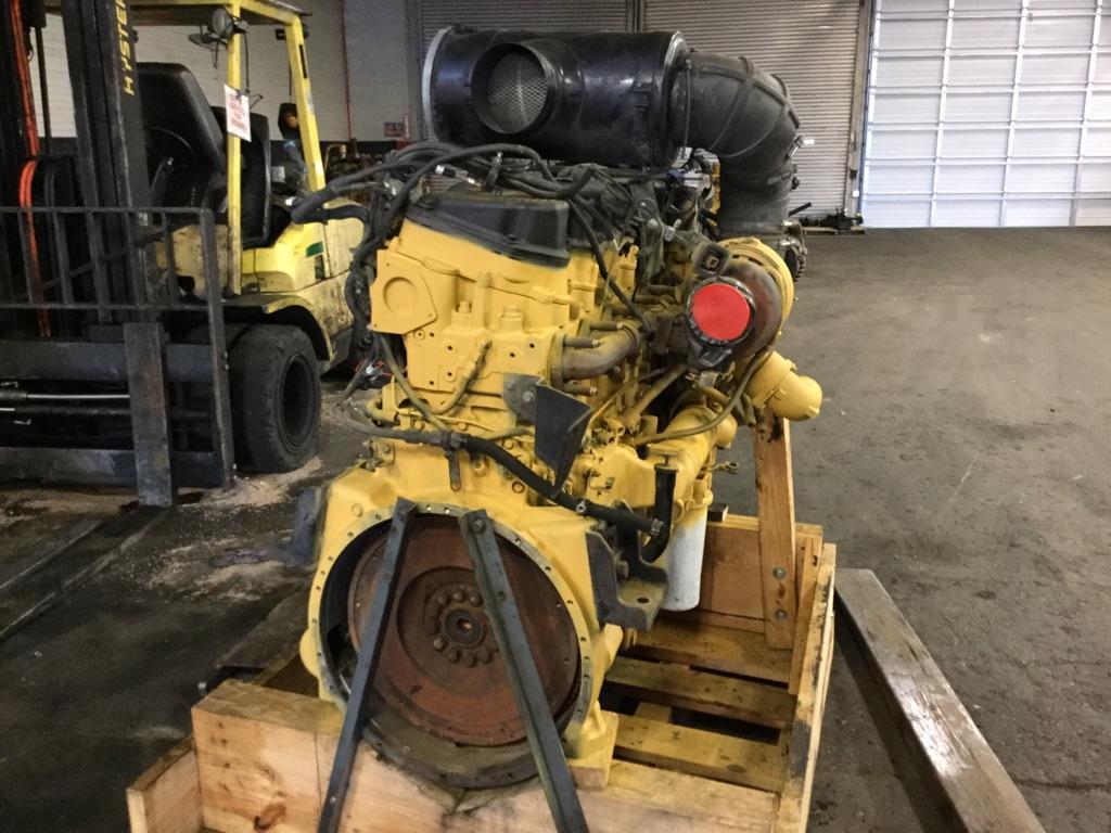 CAT C15 (SINGLE TURBO - EPA98) ENGINE ASSEMBLY