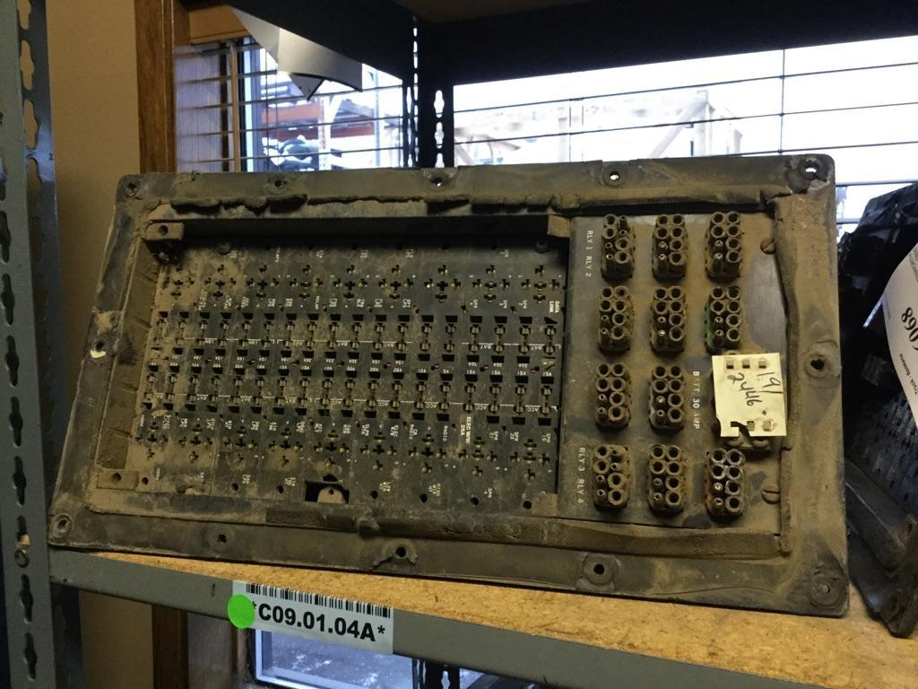 kenworth t800 fuse box