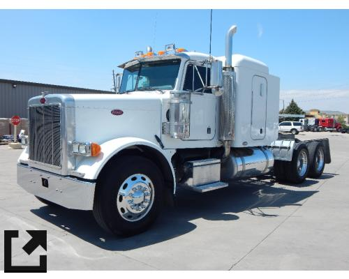 PETERBILT 379 WHOLE TRUCK FOR RESALE