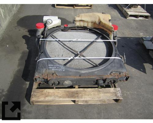 PETERBILT 579 COOLING ASSEMBLY (RAD, COND, ATAAC)