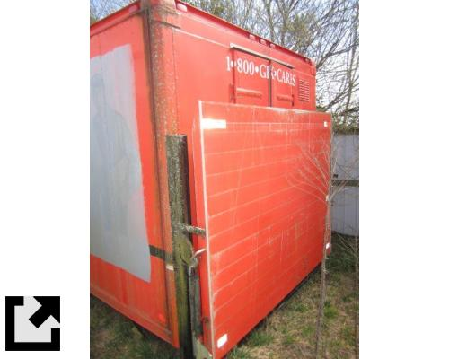 BOX VAN 4200LP TRUCK BODIES,  BOX VAN/FLATBED/UTILITY