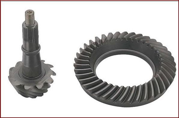 GMC RING GEAR AND PINION