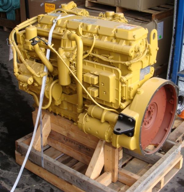 1996 CAT 3126 ENGINE ASSEMBLY