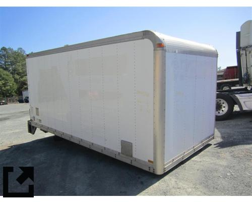 BOX VAN AMERICAN BODY CORP TRUCK BODIES,  BOX VAN/FLATBED/UTILITY
