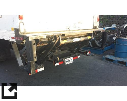 INTERNATIONAL 4700 TRUCK BODIES,  BOX VAN/FLATBED/UTILITY