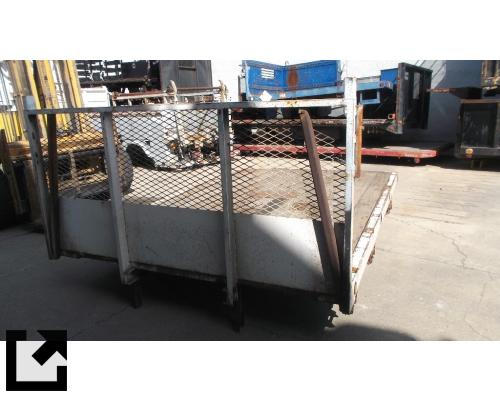 FLATBED F350 TRUCK BODIES,  BOX VAN/FLATBED/UTILITY