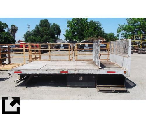 FLATBED F550SD (SUPER DUTY) TRUCK BODIES,  BOX VAN/FLATBED/UTILITY