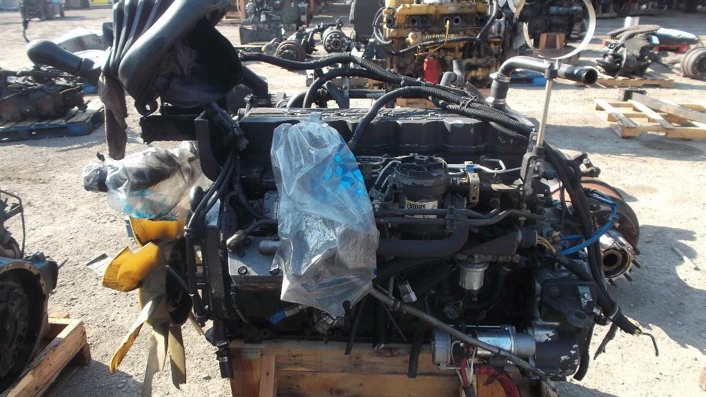 2003 CUMMINS ISB-5 9 (VP44 PUMP) ENGINE ASSEMBLY