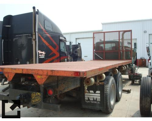 FLATBED DM TRUCK BODIES,  BOX VAN/FLATBED/UTILITY