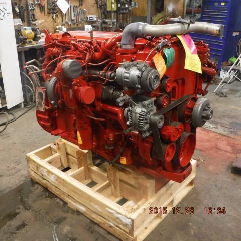 2013 CUMMINS ISX15 EPA 10 ENGINE ASSEMBLY